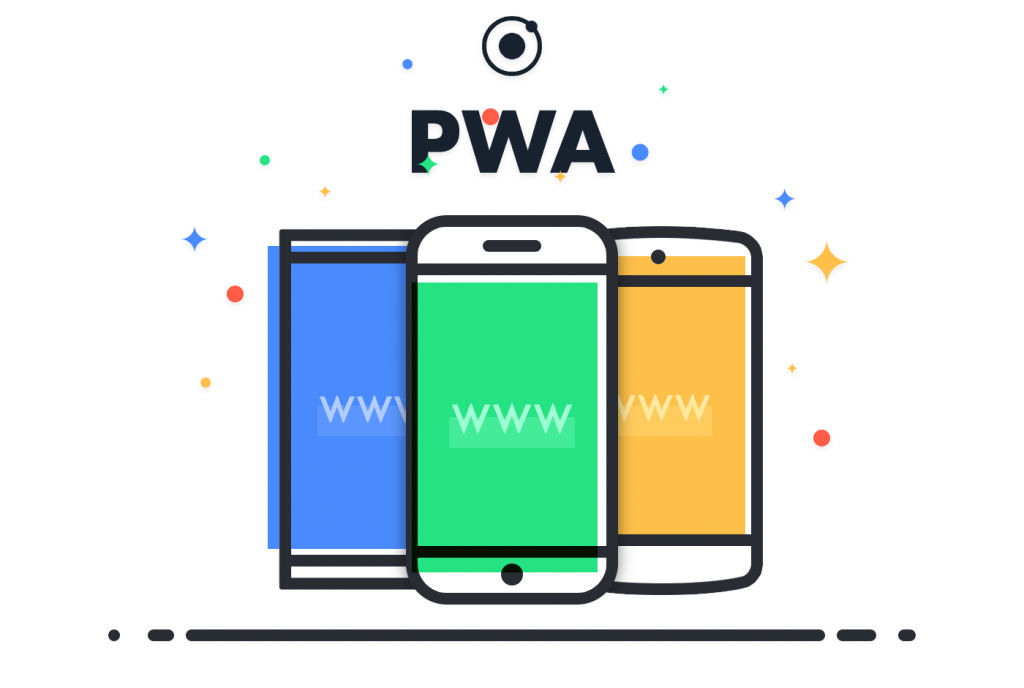 Progressive Web App - Les bruits du digital
