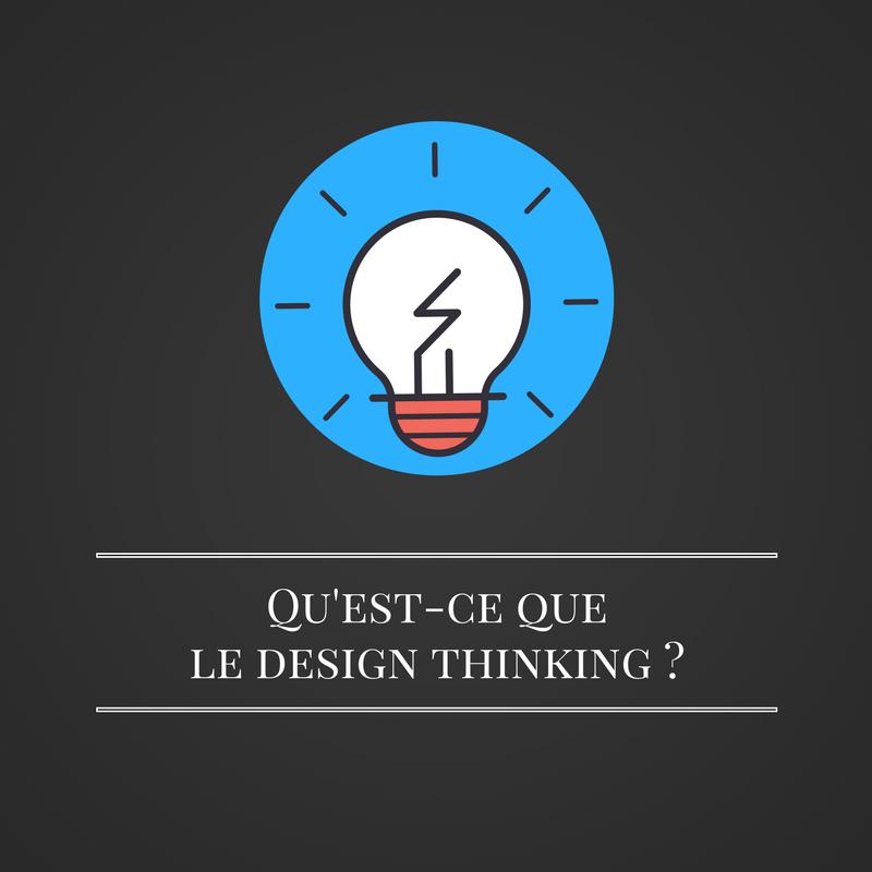 Qu'est-ce que le design thinking - les bruits du digital