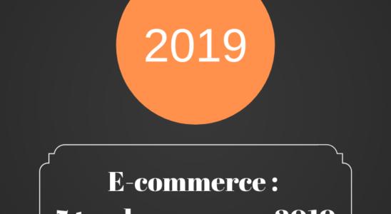 Copy of E-commerce _ 5 tendances pour 2019