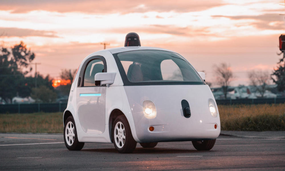 Google Car - bfmtv - les bruits du digital