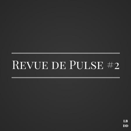 Revue de Pulse #2 | Les Bruits du Digital